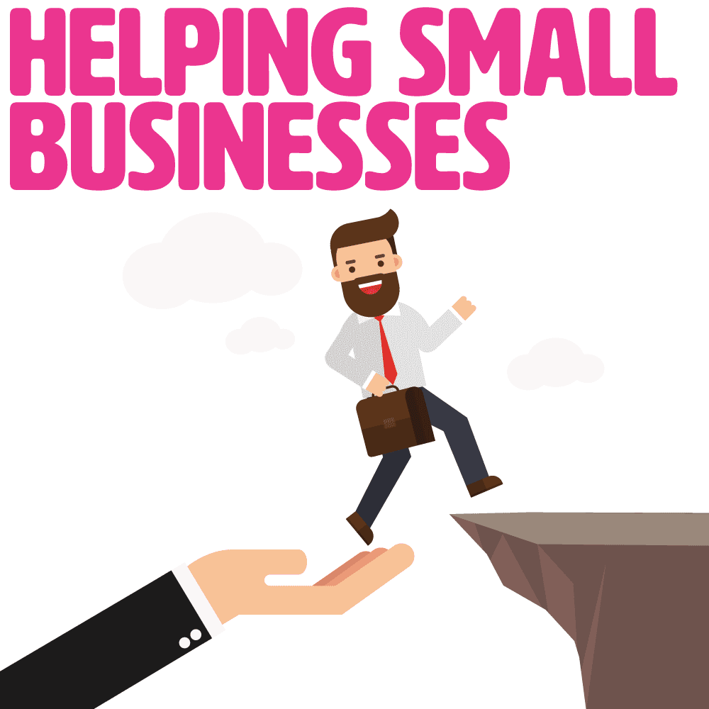 Helping-small-businesses